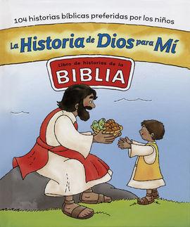HISTORIA DE DIOS PARA MI,LA LIBRO HAS.BIBLIA