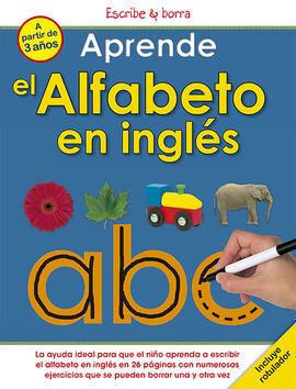 APRENDE EL ALFABETO EN INGLÉS