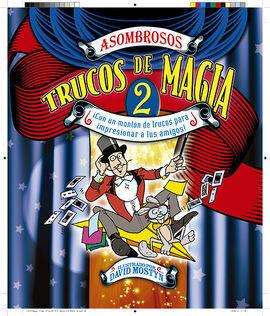 ASOMBROSOS TRUCOS DE MAGIA 2