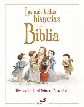 MAS BELLAS HISTORIAS DE LA BIBLIA,LAS