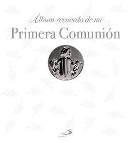 ALBUM RECUERDO MI PRIMERA COMUNION MODELO B
