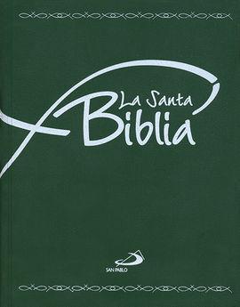 LA SANTA BIBLIA (TAMAÑO BOLSILLO, CON UÑEROS)