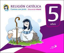 CAMINANDO CON JESUS 5 AÑOS PROYECTO MIRIAM