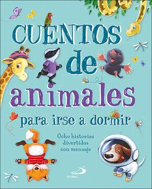 CUENTOS DE ANIMALES PARA IRSE A DORMIR