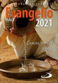 EVANGELIO 2021 LETRA GRANDE