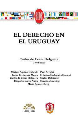 EL DERECHO EN URUGUAY