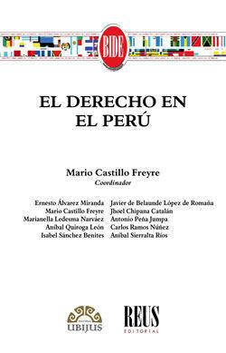 EL DERECHO EN PERÚ