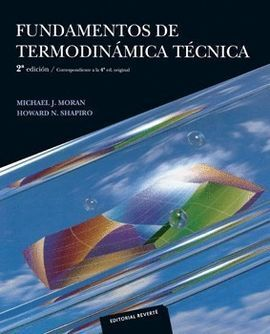 FUNDAMENTOS DE TERMODINÁMICA TÉCNICA. 2º ED-