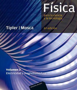 FÍSICA PARA LA CIENCIA Y LA TECNOLOGÍA. VOLUMEN 2. ELECTRICIDAD Y MAGNETISMO. LU