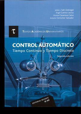 CONTROL AUTOMATICO.TIEMPO CONTINUO Y TIEMPO DISCRETO