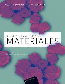 CIENCIA E INGENIERIA DE LOS MATERIALES 2ED 2016