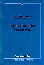 009 - RAZÓN ECONÓMICA Y RAZÓN ÉTICA