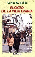 ELOGIO DE LA VIDA DIARIA