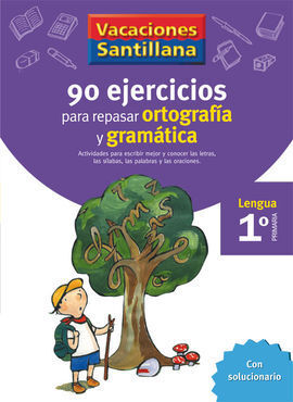 90 EJERCICIOS PARA REPASAR ORTOGRAF�A Y GRAM�TICA