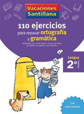 110 EJERCICIOS PARA REPASAR ORTOGRAF�A Y GRAM�TICA