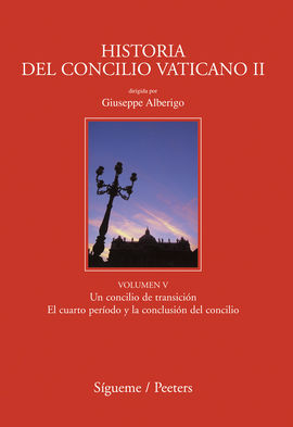 HISTORIA DEL CONCILIO VATICANO II, V