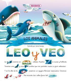 LOS ANIMALES , COLECCIÓN LEO Y VEO