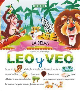 LA SELVA , COLECCIÓN LEO Y VEO