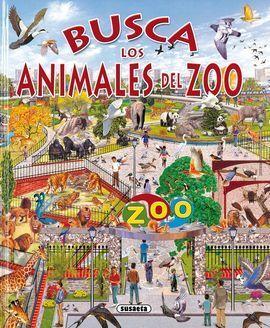 BUSCA A LOS ANIMALES DEL ZOO