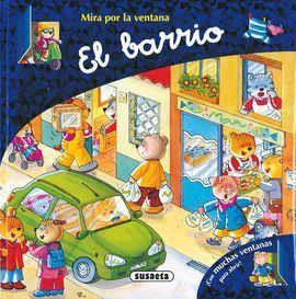 EL BARRIO. MIRA POR LA VENTANA