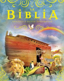 LA BIBLIA. ANTIGUO Y NUEVO TESTAMENTO (MARRÓN)