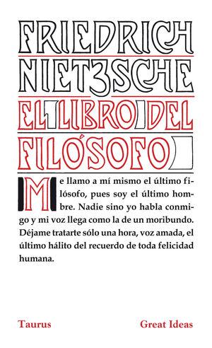 LIBRO DEL FILOSOFO,EL