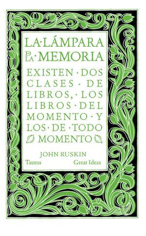 LAMPARA DE LA MEMORIA, LA