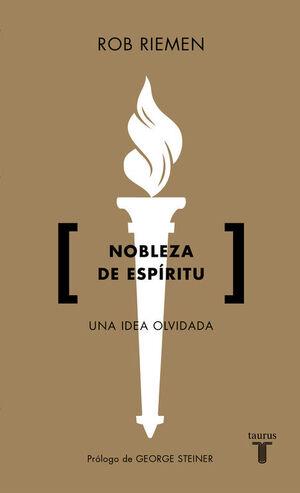 NOBLEZA DE ESPÍRITU