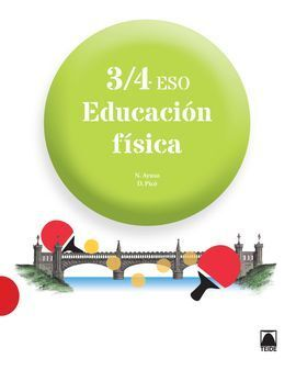 EDUCACION FSICA 3/4 (ED. 2016)