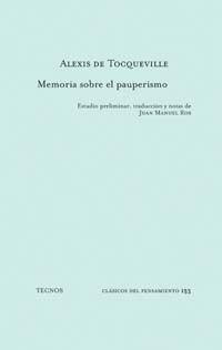 MEMORIAS SOBRE EL PAUPERISMO