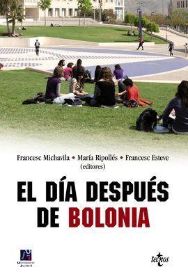 EL DIA DESPUES DE BOLONIA