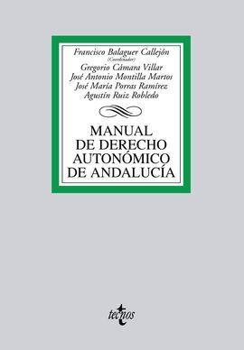 MANUAL DE DERECHO AUTONÓMICO DE ANDALUCÍA