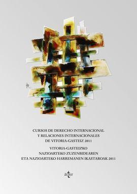 CURSOS DE DERECHO INTERNACIONAL Y RELACIONES INTERNACIONALES VITORIA GASTEIZ 201