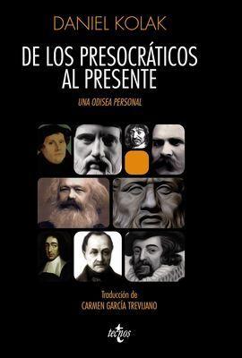 DE LOS PRESOCRÁTICOS AL PRESENTE