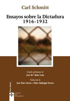 ENSAYOS SOBRE LA DICTADURA 1916-1932