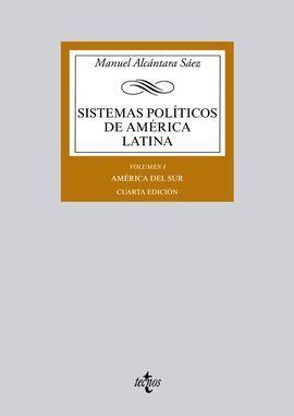 SISTEMAS POLITICOS DE AMERICA LATINA. VOL. 1