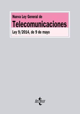 NUEVA LEY GENERAL DE TELECOMUNICACIONES
