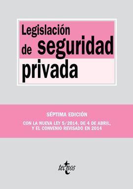 LEGISLACIÓN DE SEGURIDAD PRIVADA