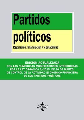 PARTIDOS POLÍTICOS 2015