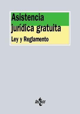 ASISTENCIA JURÍDICA GRATUITA