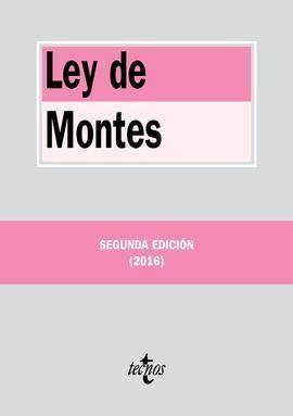 LEY DE MONTES 2016