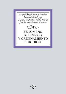 FENÓMENO RELIGIOSO Y ORDENAMIENTO JURÍDICO