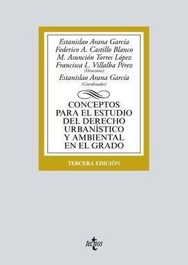 CONCEPTOS PARA EL ESTUDIO DEL DERECHO URBANÍSTICO Y AMBIENTAL EN EL GRADO