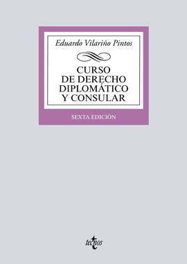CURSO DE DERECHO DIPLOMÁTICO Y CONSULAR 2018