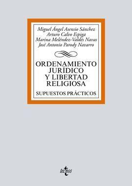 ORDENAMIENTO JURÍDICO Y LIBERTAD RELIGIOSA 2018