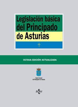 LEGISLACIÓN BÁSICA DEL PRINCIPADO DE ASTURIAS