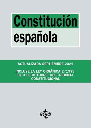 CONSTITUCION ESPAÑOLA 2021