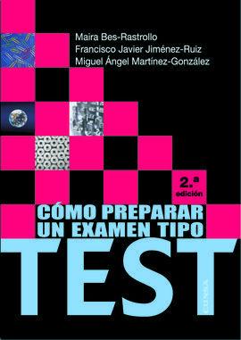 COMO PREPARAR UN EXAMEN TIPO TEST 3ª
