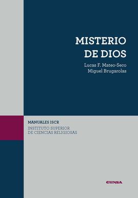 MISTERIO DE DIOS (ISCR)