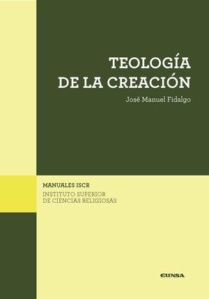 TEOLOGIA DE LA CREACION
